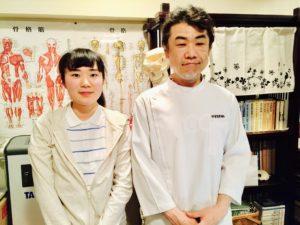 仙台市泉区 20代女性 A.Mさん 自律神経失調症 肩こり