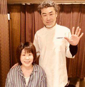 仙台市若林区 30代 女性 M.Oさん 腰痛 肩こり 便秘