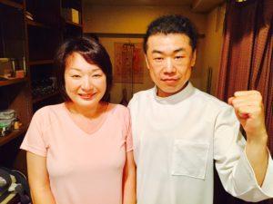 仙台市若林区 30代 女性 M.Tさん パニック障害 めまい 肩こり 自律神経失調