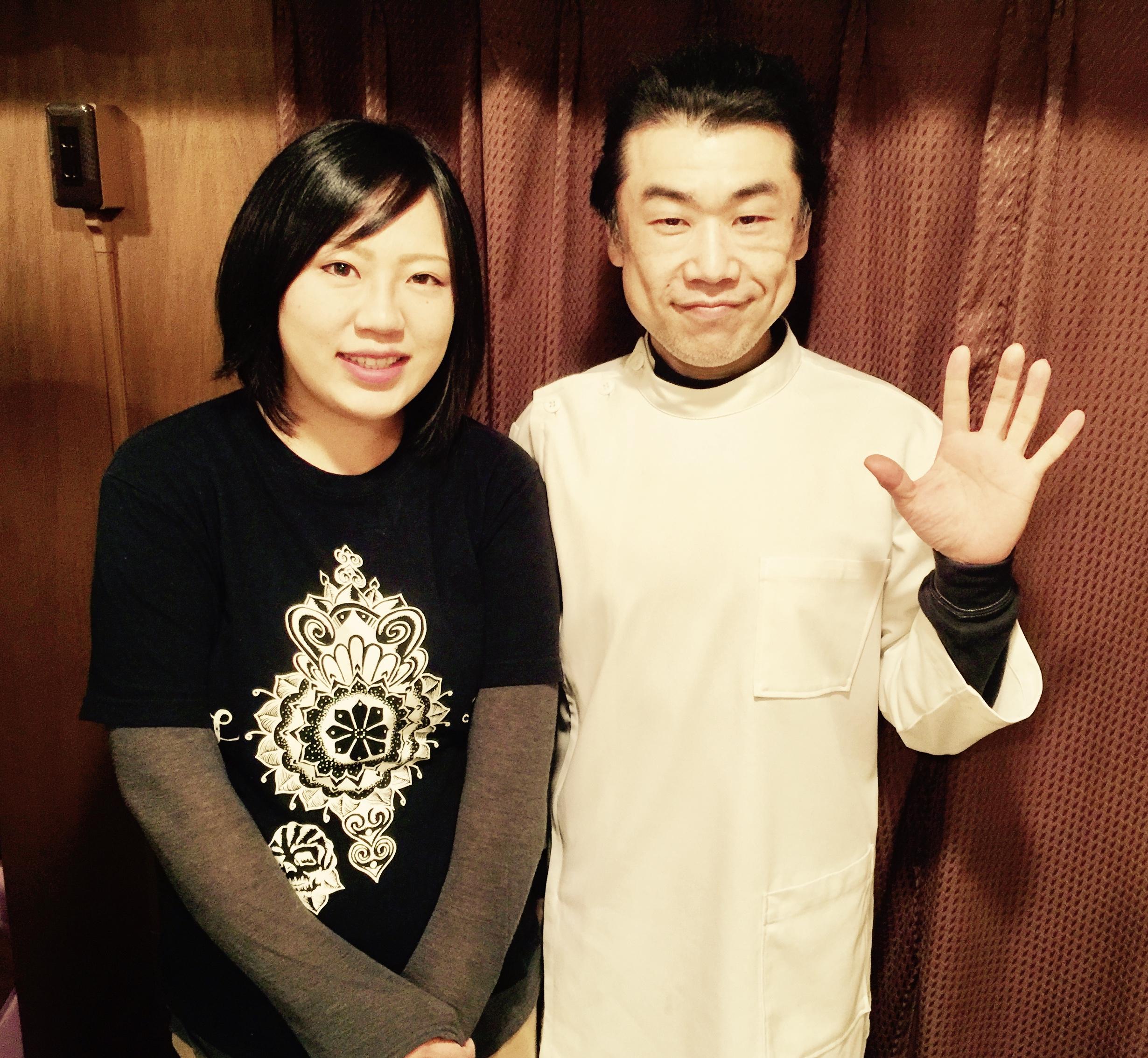 仙台市太白区 20代 女性 M.Kさん 逆子治療 安産治療 マタニティ整体