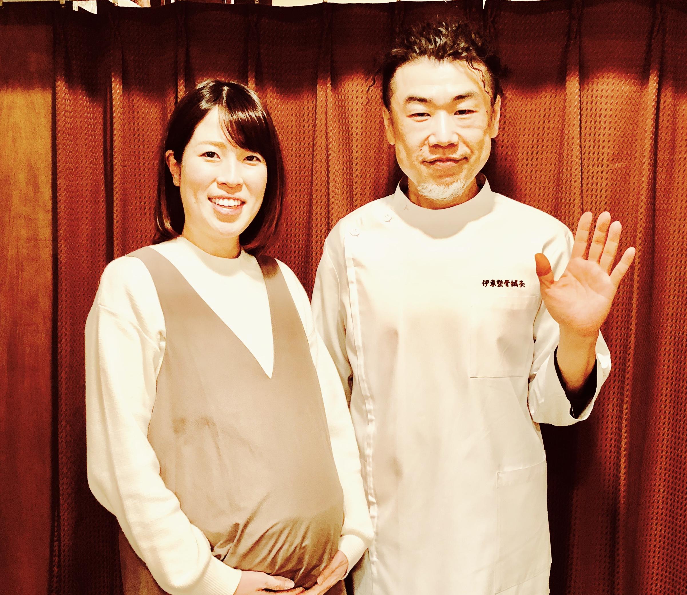 仙台市太白区 20代 女性 M.Tさん 逆子治療 安産治療 マタニティ整体